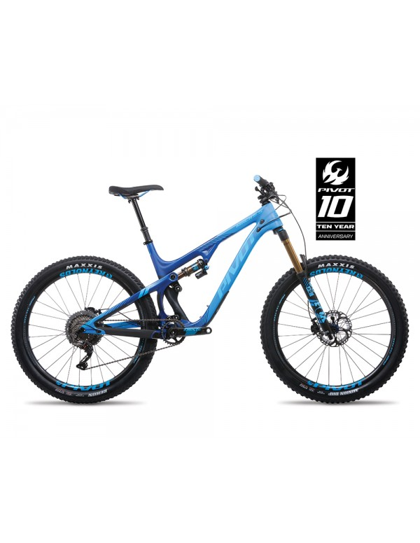 Pivot Mach 5.5 Carbon 10th Anniversary Limited Edition Bike 2018 Mountain