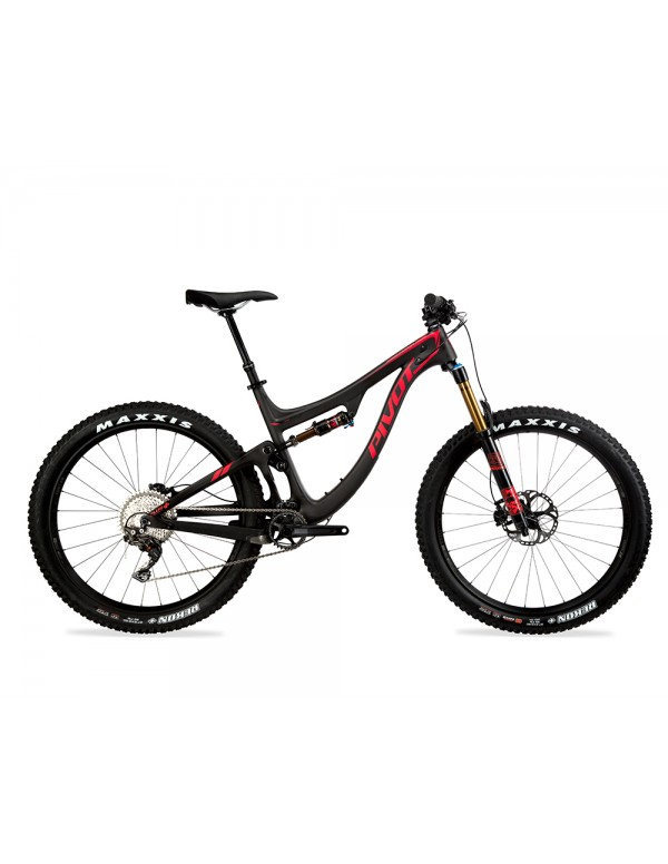 Pivot Switchblade Carbon 27.5+ TEAM XTR Di2 2X Bike 2018 Mountain