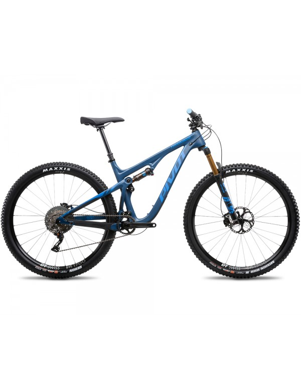 Pivot Trail 429 27.5+ Carbon TEAM XTR 1X Bike 2019 Mountain