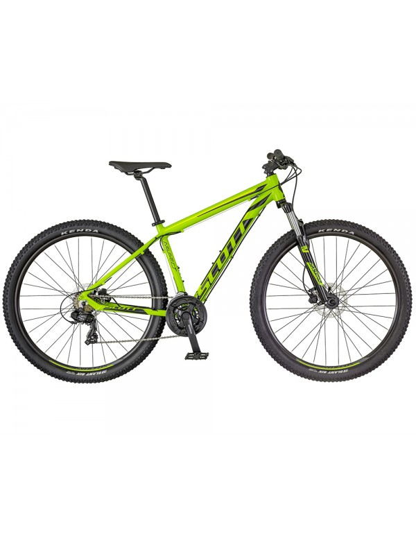 Scott Aspect 760 Mountain Bike 2018 (Green/Yellow) Mountain