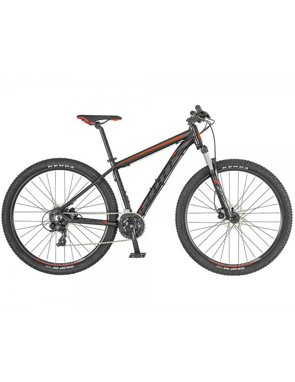Scott Aspect 760 Mountain Bike 2019 (Black/Red) Mountain