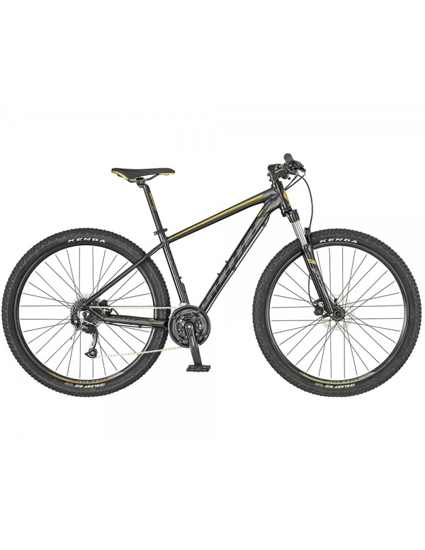 Scott Aspect 950 Mountain Bike 2019 (Black/Bronze) Mountain