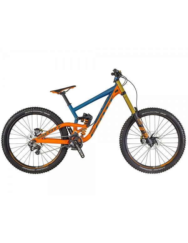 Scott Gambler 710 Mountain Bike 2018 Mountain