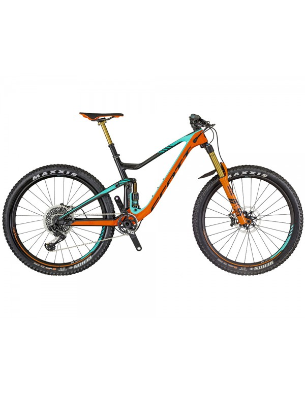 Scott Genius 700 Tuned Mountain Bike 2018 Mountain