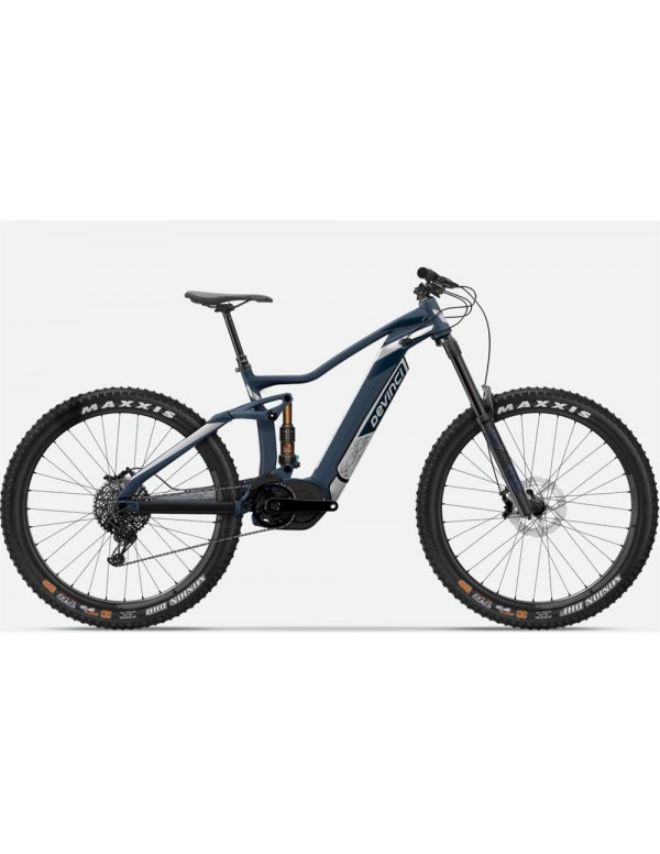 Devinci E-All Mountain AC NX/GX Electric Bike 2018 Electric