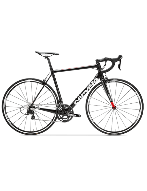 Cervelo R2 105 5800 Bike 2016 (Black/White/Red)