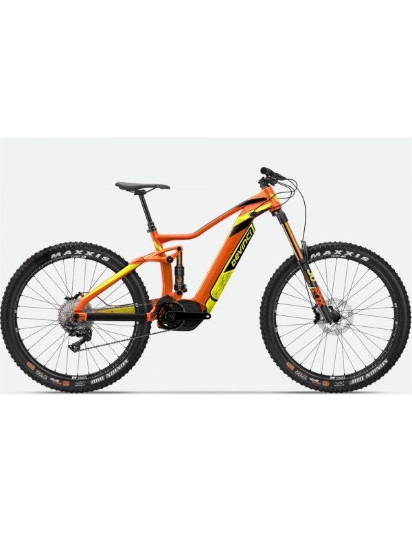 Devinci E-All Mountain AC XT Electric Bike 2018 Electric