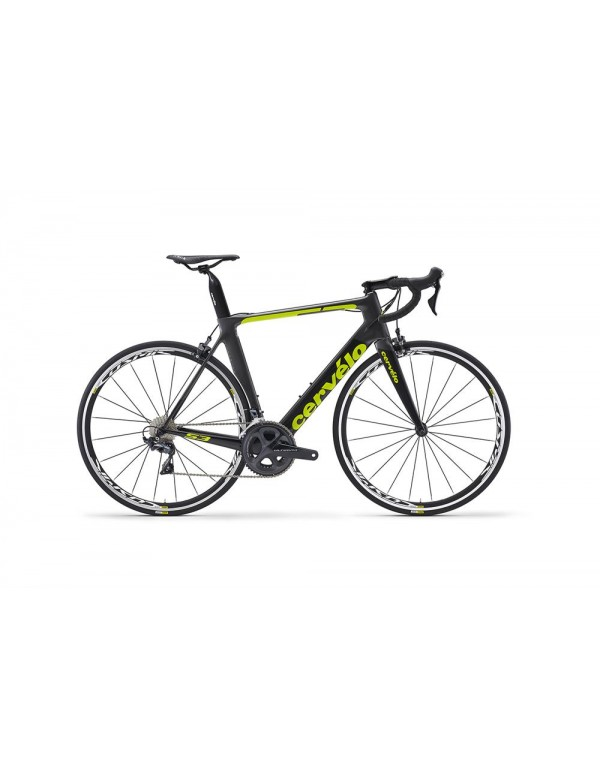 Cervelo S3 Ultegra 8000 Road Bike 2018 (Black) Road