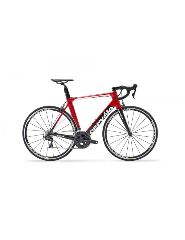Cervelo S3 Ultegra 8000 Road Bike 2018 (Red) Road