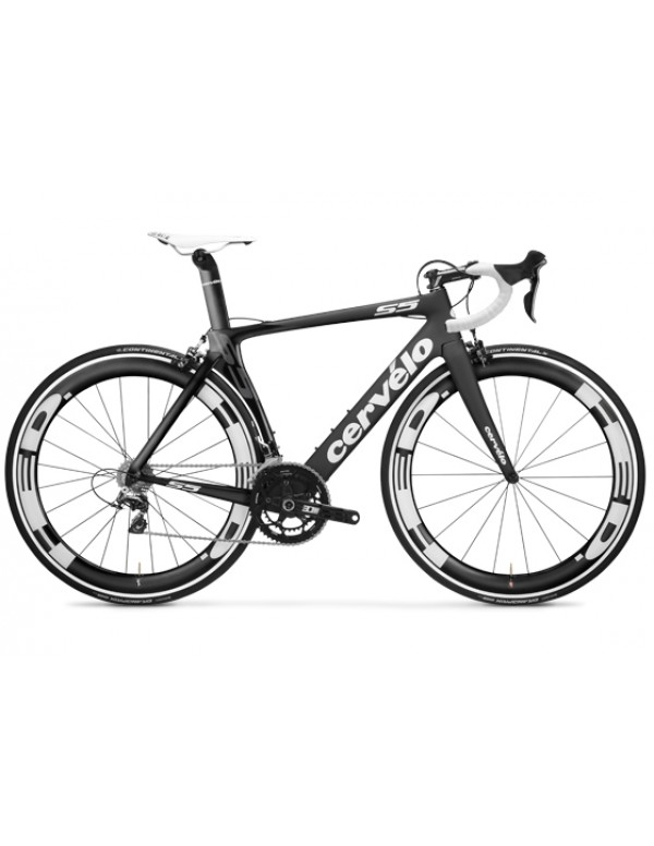Cervelo S5 Dura Ace 9000 Bike