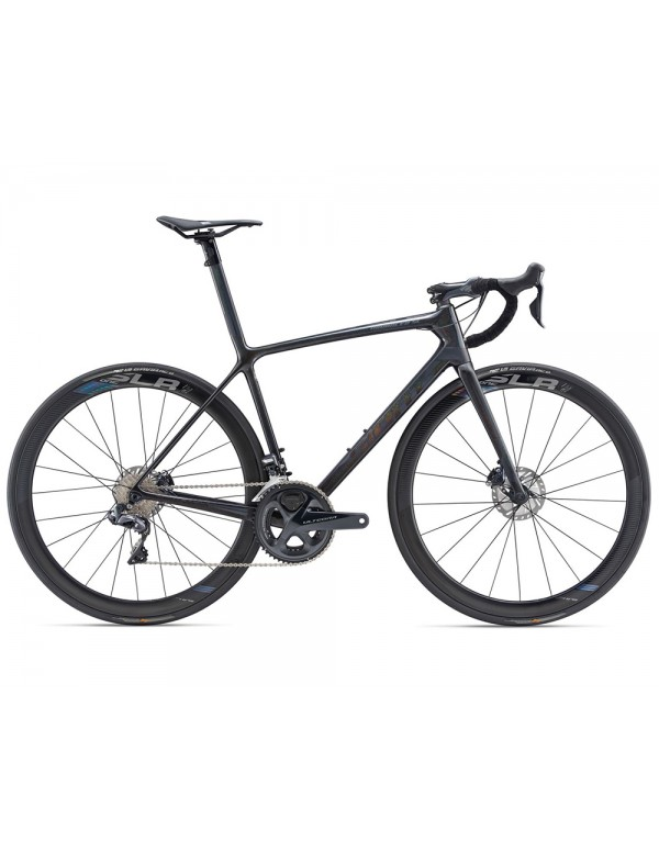 Giant TCR Advanced SL 1 Disc Bike 2019 Road