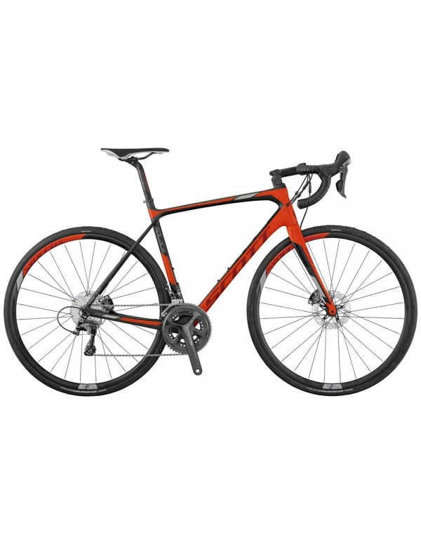 Scott Solace 10 disc (TW) Road Bike 2017 Road