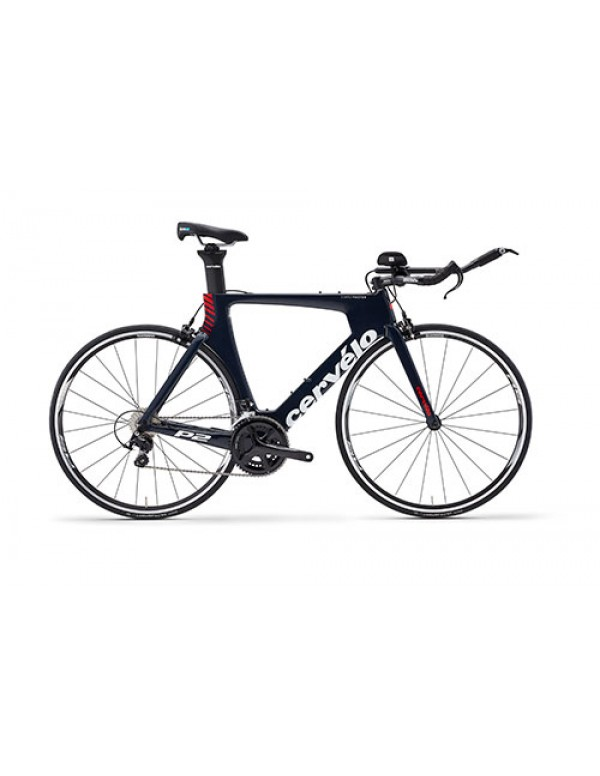 Cervelo P2 105 5800 Tri TT Bike 2018 (Navy) TT/Triathlon