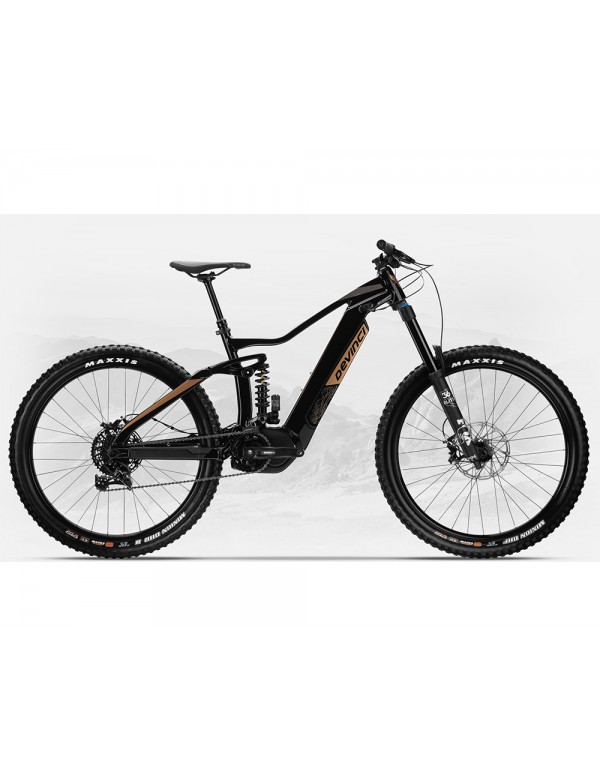 Devinci AC NX/GX All Mountain Electric MTB Bike 2019 Electric
