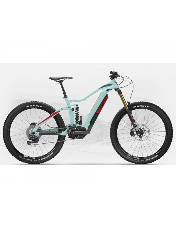 Devinci AC XT All Mountain Electric MTB Bike 2019 Electric