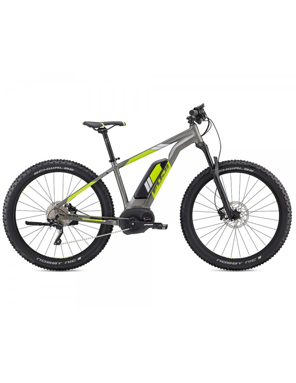 Fuji Ambient 27.5+ 1.3 Electric Bike 2018 Electric