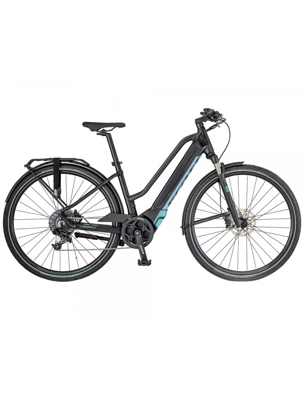 Scott E-Silence 20 Lady's Electric Bike 2018 Electric