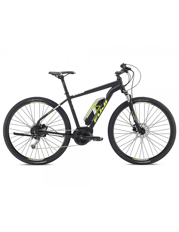 Fuji E-Traverse 1.3 USA Electric Bike 2018 Electric