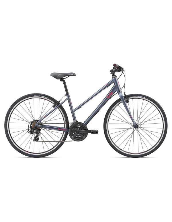Giant Alight 3 Disc Womens Bike 2019 Hybrid, Commuter and Comfort