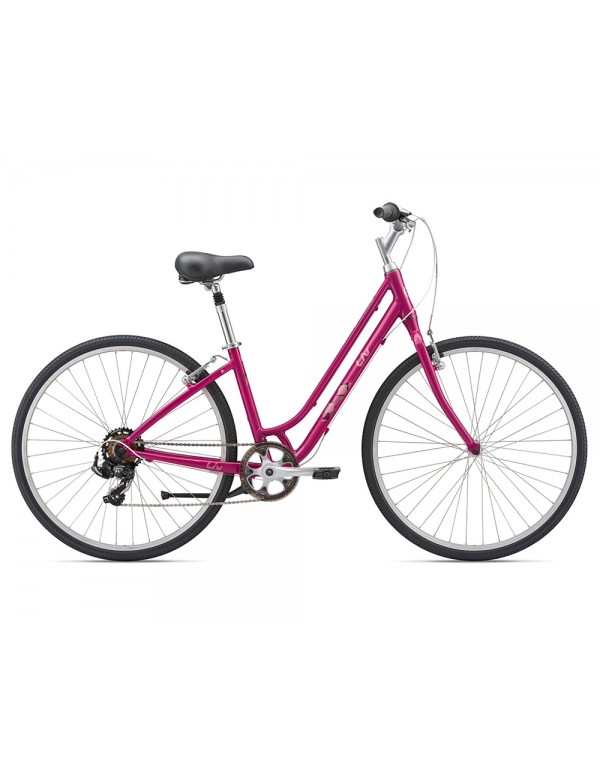 Giant Flourish 4 Womens Bike 2019 Hybrid, Commuter and Comfort