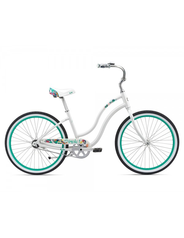 Giant Simple Single W Womens Bike 2019 Hybrid, Commuter and Comfort