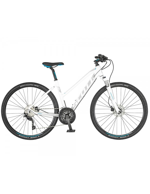 Scott Sub Cross 20 Lady Bike 2019 Hybrid, Commuter and Comfort