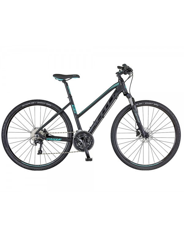 Scott Sub Cross 20 Lady's Bike 2018 Hybrid, Commuter and Comfort