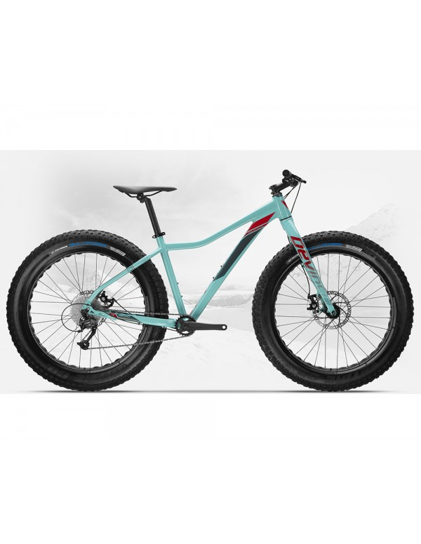 Devinci MINUS ALTUS Fat Mountain Bike 2019 Mountain