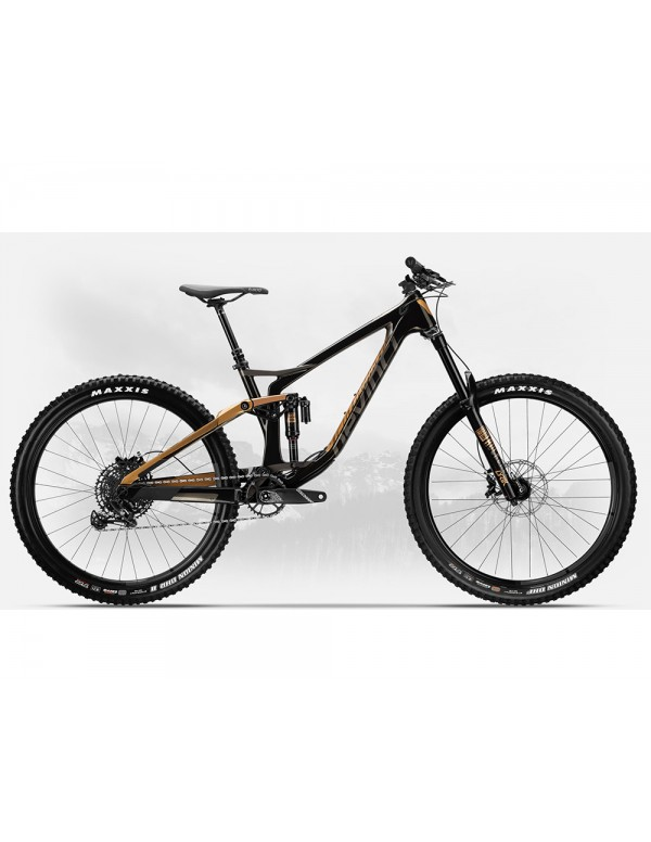 Devinci SPARTAN CARBON 27 NX 12S Enduro Mountain Bike 2019 Mountain