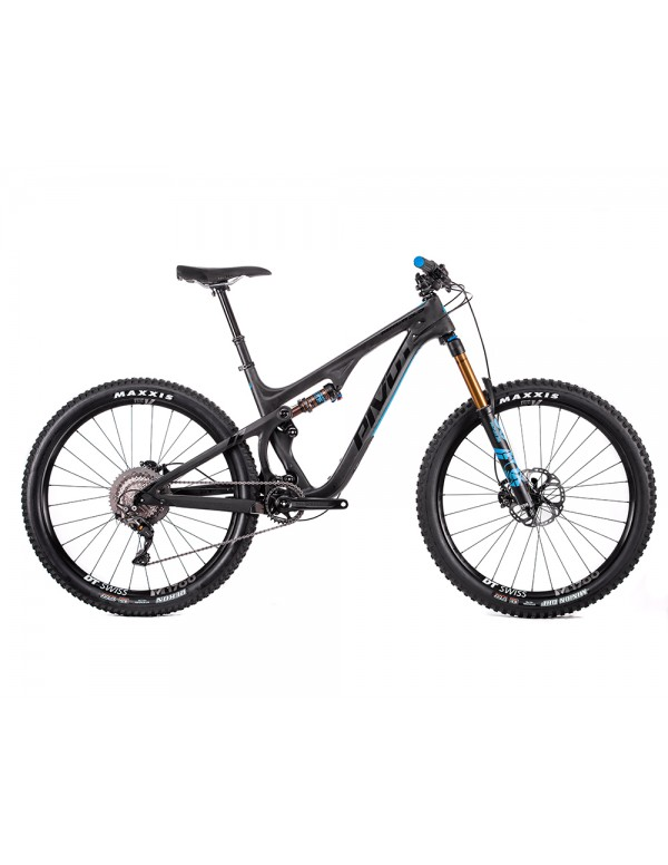 Pivot Mach 5.5 Carbon TEAM XTR 2x 27.5 Bike 2018 Mountain