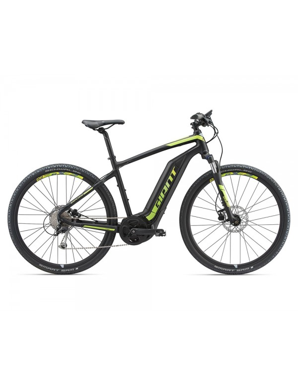 Giant Explore E+ 3 Electric Bike 2018 Electric