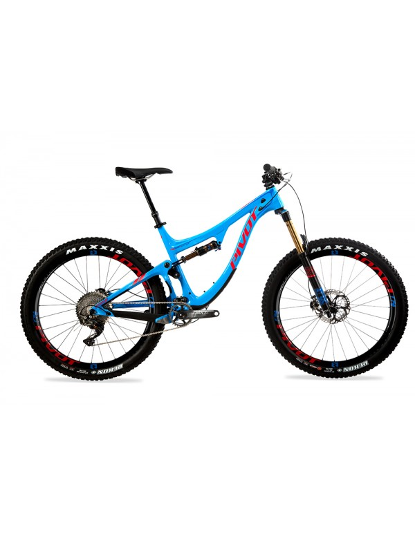 Pivot Switchblade Carbon 27.5+ TEAM XX1 Eagle Carbon Bike 2018 Mountain