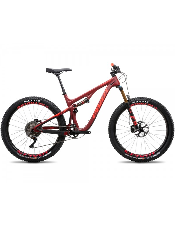 Pivot Trail 429 27.5+ Carbon PRO XT/XTR 1X Bike 2019 Mountain