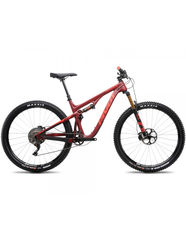 Pivot Trail 429 27.5+ Carbon RACE XT 1X Bike 2019