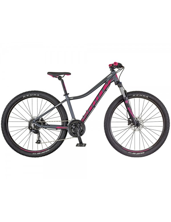 Scott Contessa 720 Mountain Bike 2018 (Black/Pink) Mountain