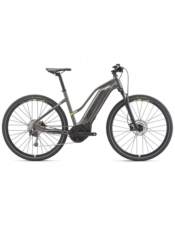 Giant Explore E+ 3 Step Thru Electric Bike 2019 Electric