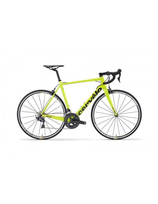 Cervelo R3 Ultegra 8000 Road Bike 2018 (Yellow) Road