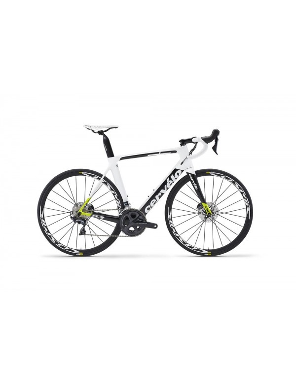 Cervelo S3 Disc Ultegra 8020 Road Bike 2018 (White) Road