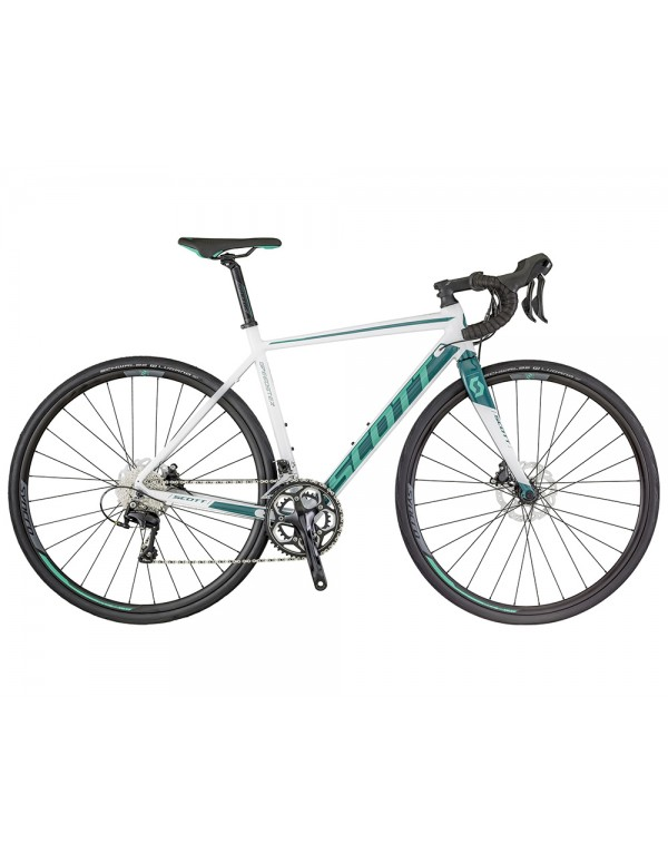 Scott Contessa Speedster 15 Disc Road Bike 2018 Road