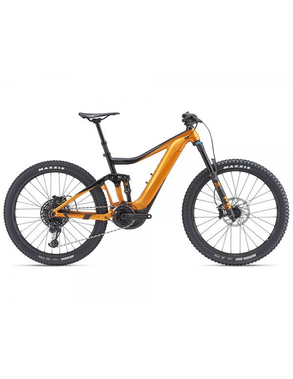 Giant Trance E+ 1 Pro Electric Bike 2019 Electric